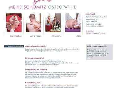 www.meikeschoemitz.de - Meike Schoemitz Ostheopatic Clinic