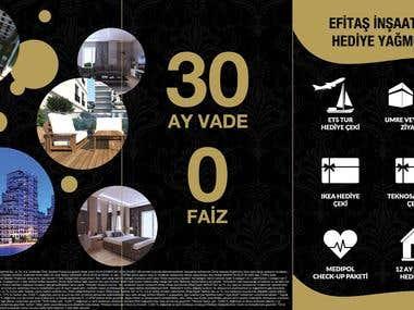 Efitas Construction Company Advertising Campaigns