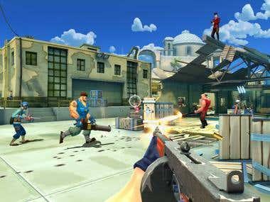 Gameloft Blitz Brigade