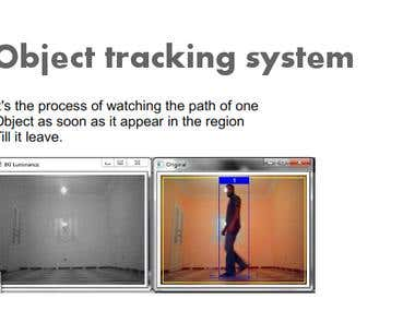 Human Motion Detection and tracking