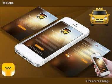 Easy Taxi iOS App