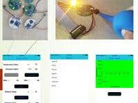 BLE Monitoring System with nRF51822