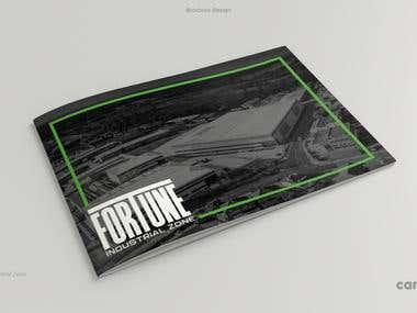 Brochure Design - Fortune Industrial Land