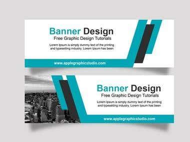 Business Banner - Photoshop CC