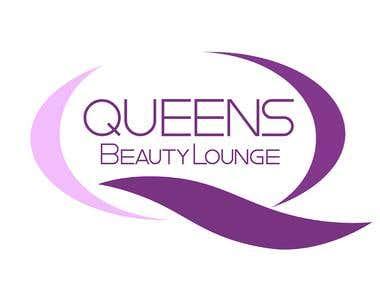 Queens Beauty Lounge Logo