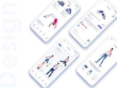 Shopping Mobile App