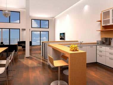 4403 Guadalupe Apartment