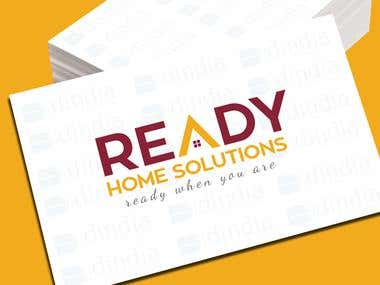 Ready Home Solution Logo