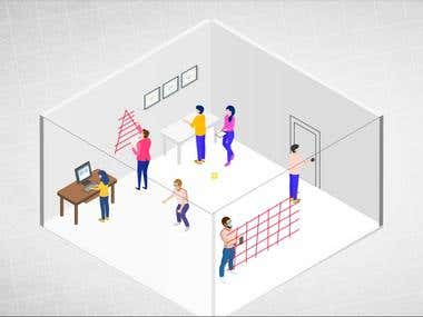 Isometric Animation