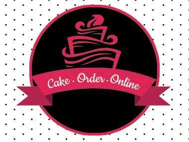 Logo for Cake website