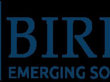 Birla Emerging Solution logo