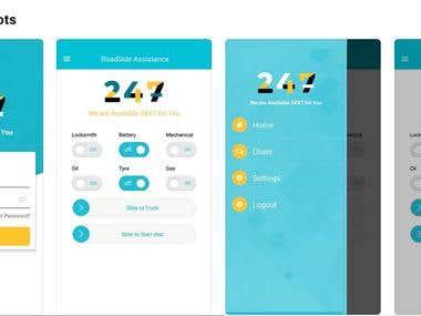 247 Bahamas for user (Truck App)