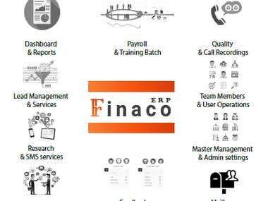 Finaco Financial ERP