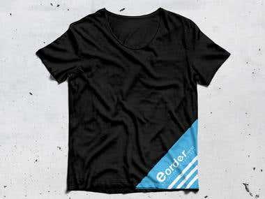 T-shirt Design for a online marketplace