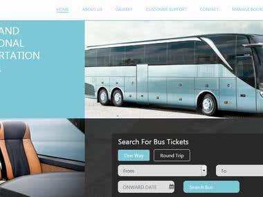 E- Musafir (Bus Booking)