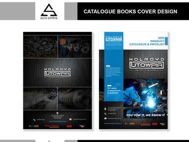 BOOKS COVER & LAYOUT DESIGN