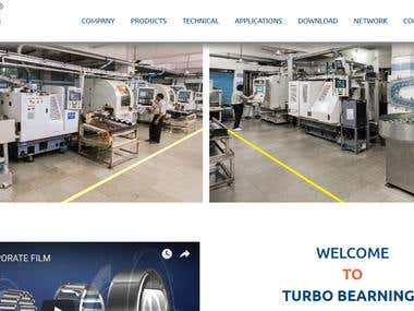 Turbo Bearings - CORE PHP