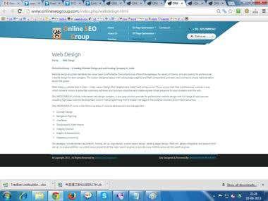 TOP WEBSITE DESIGN COMPANY IN INDIA