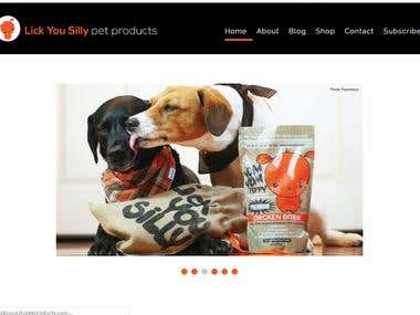 Lick you Silly Pet Products