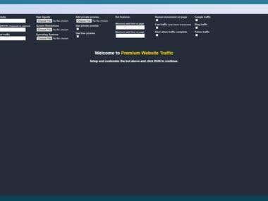 Premium Website Traffic