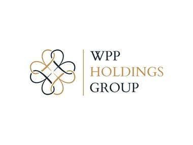 logo design for WPP Holding Group