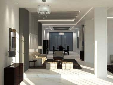 Kuwait Villa Design