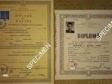 Diplomat Engineering LLC + Master