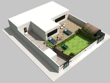 House modeling