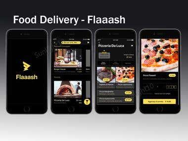 Food Order/Delivery App