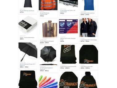 Woo-commerce Full Website Creation
