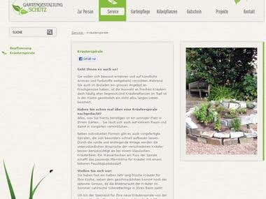 www.gartengestaltung-schuetz.de - Gartengestaltung Schuetz