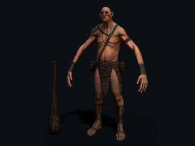 Character Design- Giant