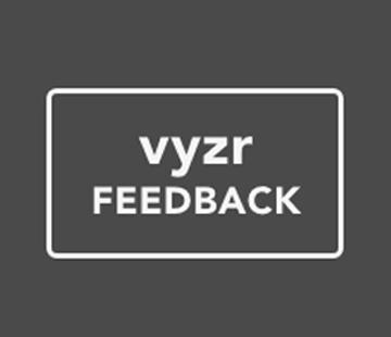VYZR - Feedback App (IOS)