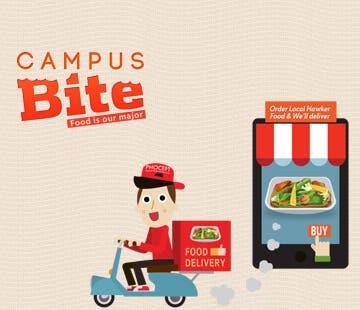 Campus Bites - Food Ordering Portal