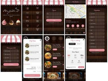 React Native Restaurant App