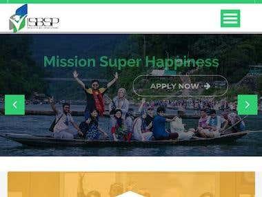 ISBSP App