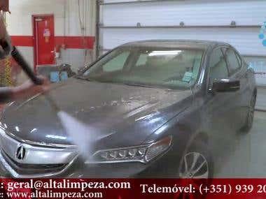 Car Wash Vídeo ADS For Facebook
