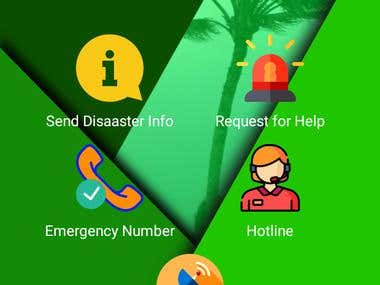 Durjog App | Bangladesh (Disaster Response and Rescue)