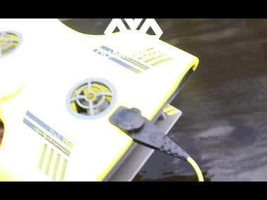 Aquarobotman Nemo - Underwater Drone