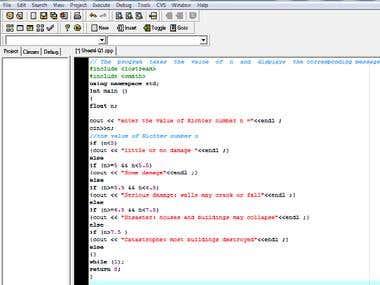 C++ assigment problems