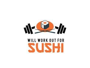 Sushi Logo Design 01