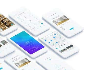 BoxRoom - Mobile Application