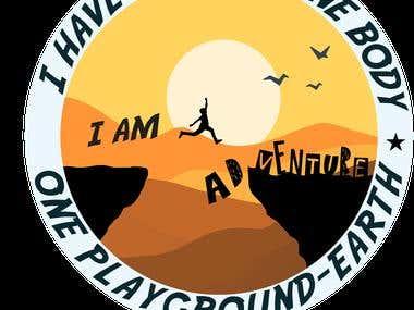 Adventure Related T-shirt Design