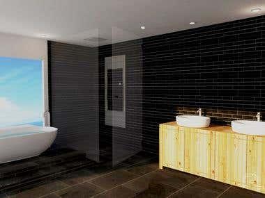 Bathroom/Shower Designs
