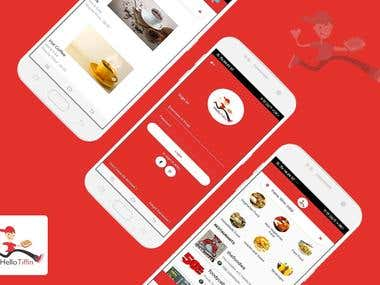 HelloTiffin Online Food Ordering