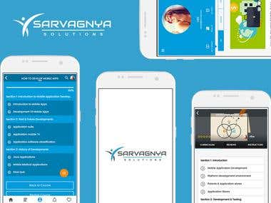 Sarwagnya Education - Learning management system
