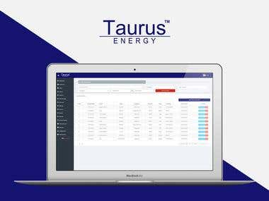 Taurus Drink - CRM development