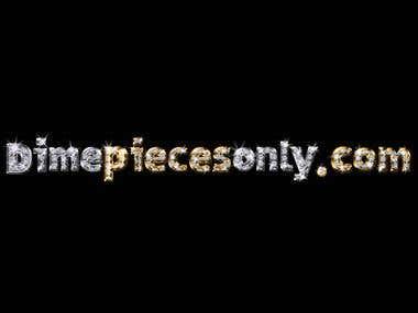 Dimepiecesonly.com LOGO
