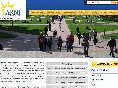University Portal, eLearning