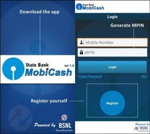 Android Mobile Wallet MobiCash
